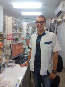 Галин Чаушев в аптека ДКЦ 1
