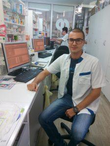 Галин Чаушев е избрал за стаж аптеки Фаркол