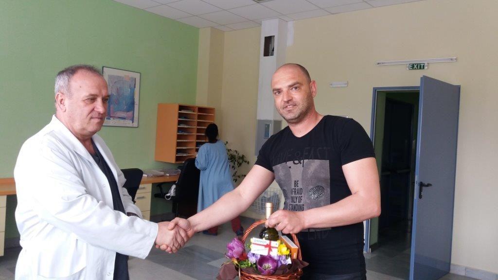 Проф. д-р Атанас Темелков